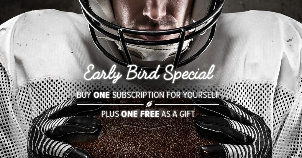 kickoff college football newsletter special