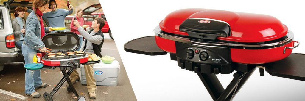 Tailgating Grill Giveaway